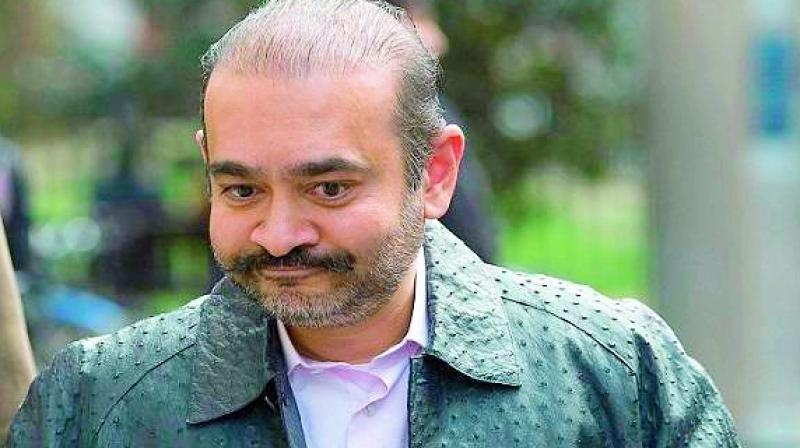 An arrest warrant was issued against Nirav Modi in May and then a second one in July last year, with an extradition request made to the UK authorities in August 2018. (Photo: File)
