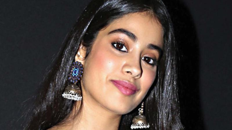 Janhvi Kapoor to make digital debut with Zoya Akhtar's 'Ghost Stories'