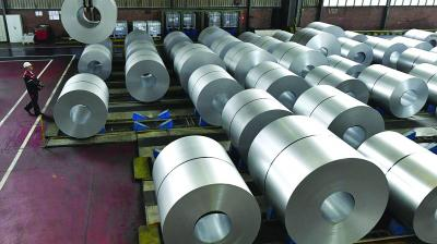 It was proposed to increase duty on other alloy steel and wire of other alloy steel (other than INVAR) to 7.5 per cent from 5 per cent at present. (Photo: Representational)