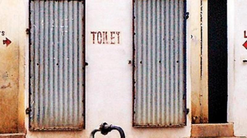 Shivpuri district's rural child care centre had to use a toilet for the purpose as there wasn't enough space to prepare food for children at an Anganwadi. (Photo: Representational | File)