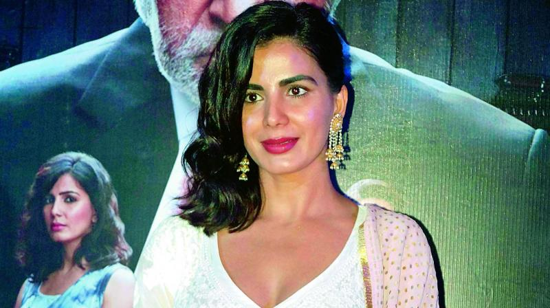 Kirti Kulhari during one of her movie promotions. (Photo: File)
