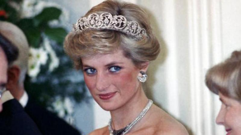 In this Monday, Nov. 2, 1987 file photo, Britain's Diana, the Princess of Wales, is pictured during an evening reception given by the West German President Richard von Weizsacker in honour of the British Royal guests in the Godesberg Redoute in Bonn, Germany. (Photo: AP)