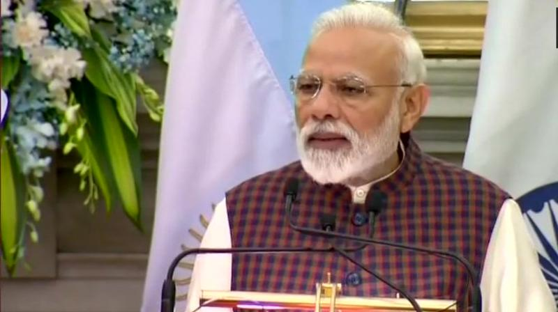 PM Modi assured saying that all possible assistance is being given to those affected in Gujarat. (Photo: File)