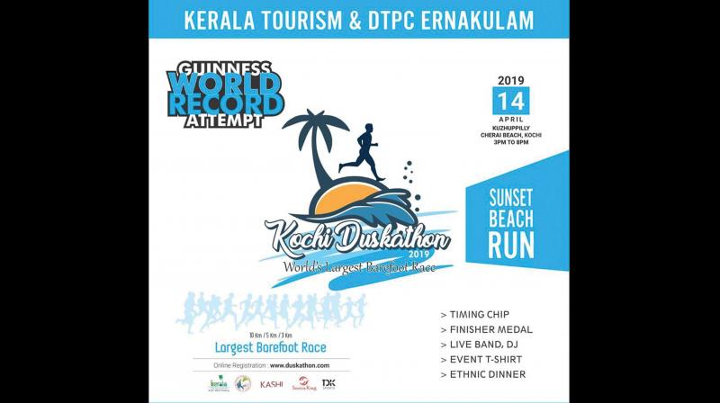 "The concept of ""Kochi Duskathon"" arose from the rising number of runners and fitness enthusiasts in our country."