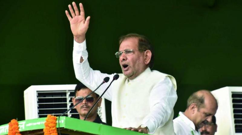 Yadav had appealed to opposition parties to resolve their differences and come together to 'save democracy and the Constitution', which he claimed was in danger. (Photo: PTI)