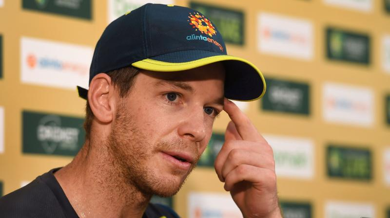 Australia Test captain Tim Paine said that mental wellbeing is their first priority. (Photo: AFP)
