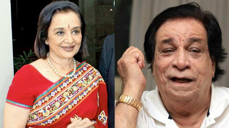 Exclusive: After Karan, Rishi, biographies of Kader Khan ... Kader Khan Wife
