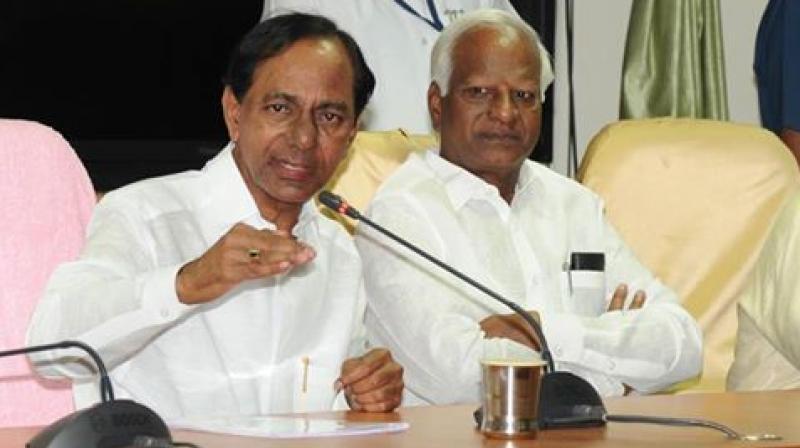 Telangana Chief Minister K Chandrasekhar Rao (Photo: Facebook)