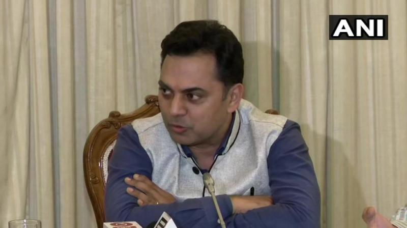 'Govt has been taking pro-active steps, they reflect in recent announcements made by the finance minister,' CEA K Subramaniyam said. (Photo: Twitter | ANI)