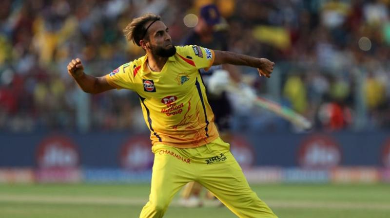 While Tahir will play in one last World Cup he has no intention of retiring from the game just yet. (Photo: BCCI)