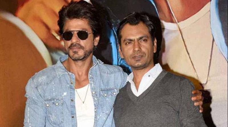 Shah Rukh Khan and Nawazuddin Siddiqui had worked together in 'Raees.'