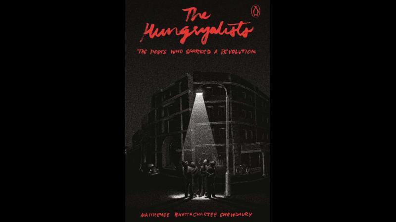 Maitreyee is all set to launch her third book, The Hungryalists, which is narrative non-fiction, a genre that affords her some creative license.