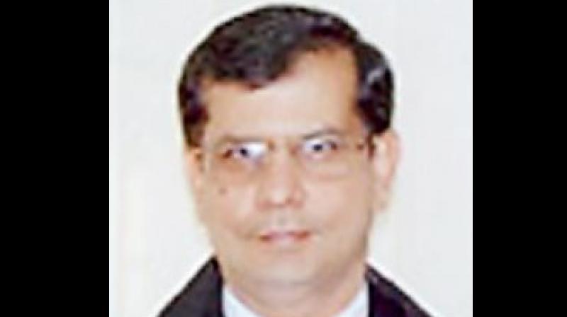 Raghavendra Singh Chauhan.
