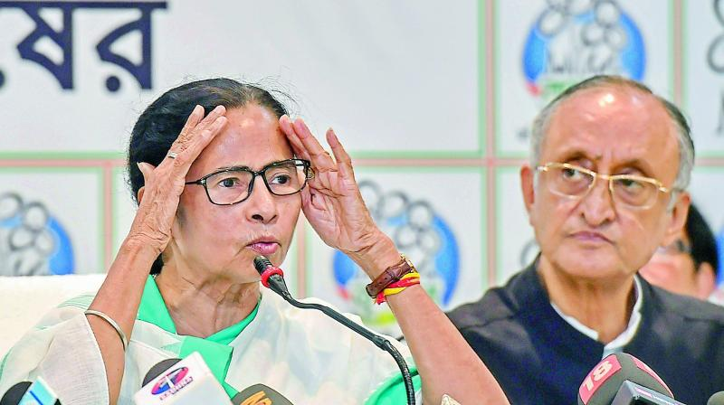 Mamata Banerjee had also unveiled the massive public outreach programme under which over 1,000 party leaders will visit 10,000 villages over the next 100 days to understand people's problems and redress their grievances. (Photo: File)