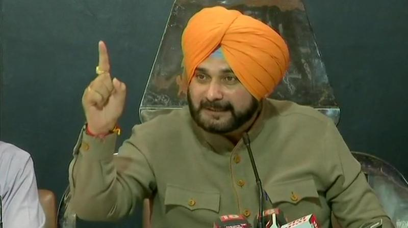 This will be Sidhu's second visit to Pakistan this year. (Photo: File)