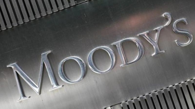 Moody's said India's economy is set to grow at the fastest pace among major economies in 2016 and 2017 although GDP growth remains constrained by various factors, including inadequate infrastructure investment.