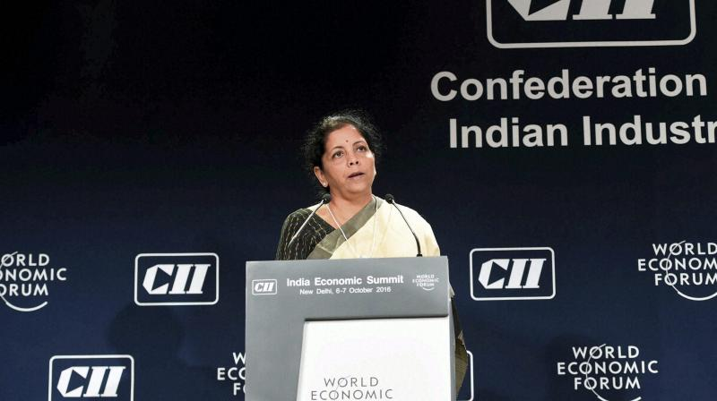 Commerce and Industry Minister Nirmala Sitharaman (Photo:PTI)