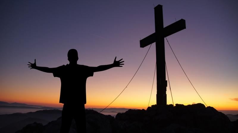 No Christian celebration can ever be complete without a Cross being at its centre since Christians believe that Jesus Christ's death on the Cross and his resurrection brought salvation to the world. (Photo: Pixabay)