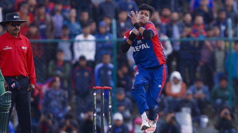 Sandeep Lamichhane, bought by Delhi Daredevils, becomes 1st Nepal cricketer in IPL