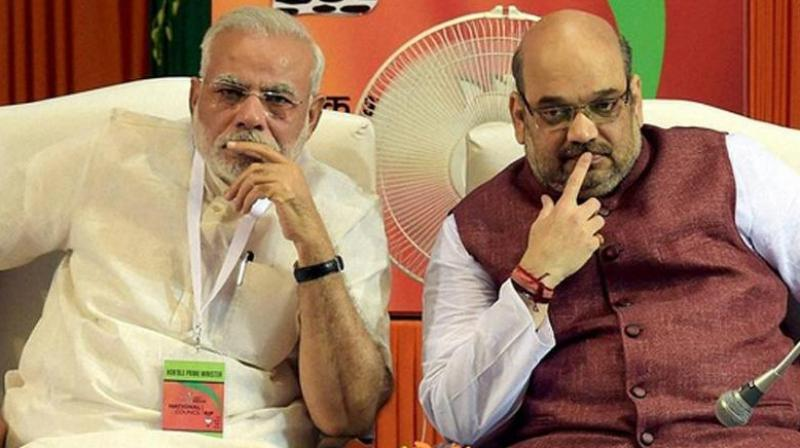 Hours after BJP's electoral defeats in by-election results were announced on Thursday, there was sharp criticism from party's alliance partners. (Photo: File | PTI)