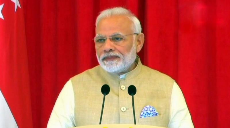 Prime Minister Narendra Modi. (Photo: ANI | Twitter)