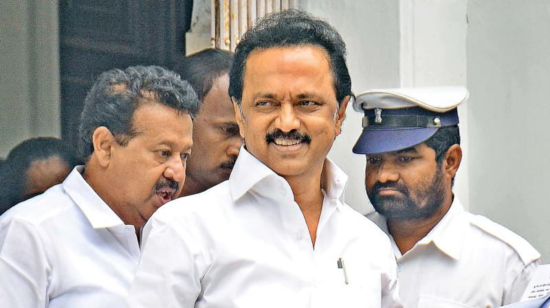 Stalin, Ramadoss hit out at Chief Secretary for hiding document from Madras  HC