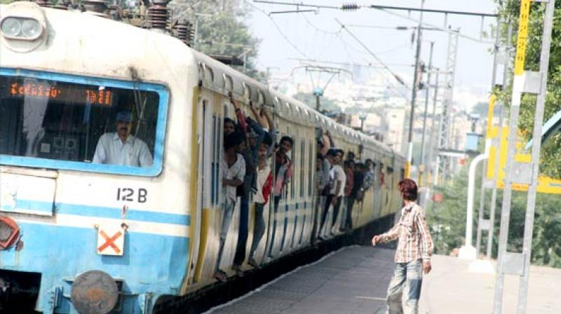 Hyderabad MMTS (Photo: DC/File), picture for representation
