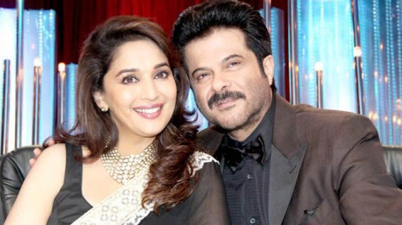 Madhuri Dixit has two projects coming up for her on the work front. With her next film, she will make her return to the Indra Kumar fold.  (Photo: DC)