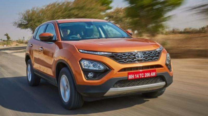 Tata Harrier so that you don't have to search for anything anywhere if you're researching on the Harrier before buying.