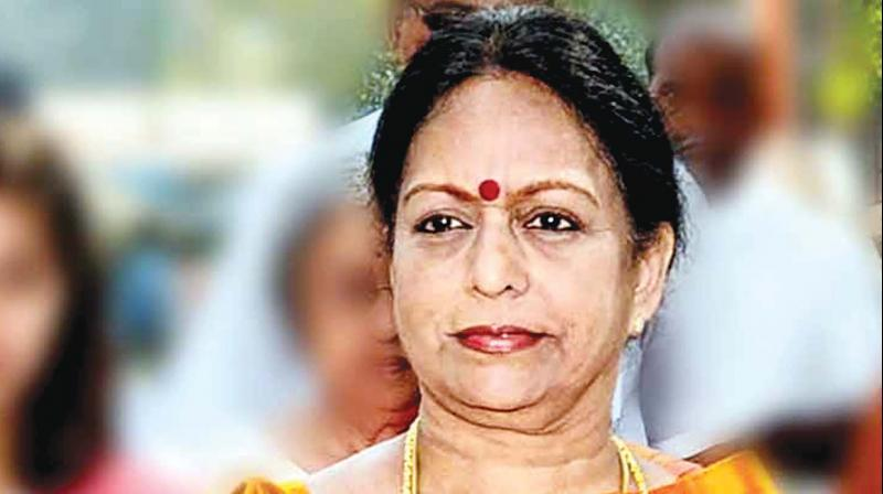 The CBI claimed that the Rs 1.3 crore paid to Nalini Chidambaram, a senior lawyer, was from the money collected by Saradha chit fund illegally from investors.