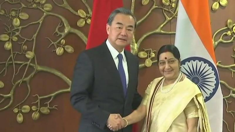 India-China strategic ties greater than partial friction: Wang Yihas