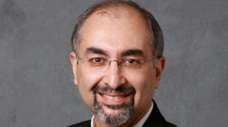 Pepsico executive Sanjeev Chadha.