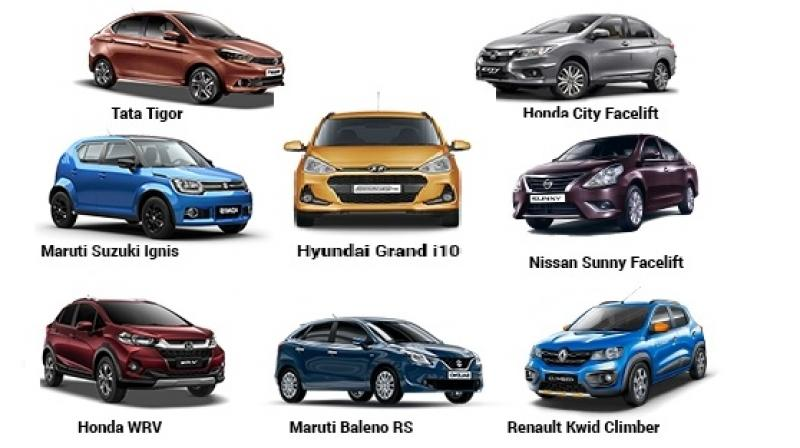 Budget Wheels From 2017 8 Cars Under Rs 10 Lakh