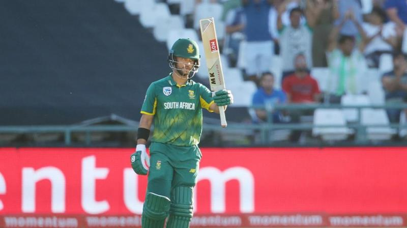 In absence of regular skipper Faf du Plessis, JP Duminy will have huge task to lead a new look South Africa side. (Photo: BCCI)