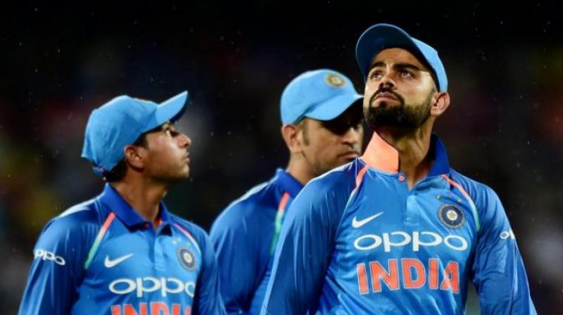Chasing 5-1 ODI series win, India chooses to bowl vs SAfrica