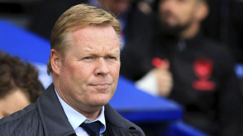 Ronald Koeman confirmed as Netherlands boss