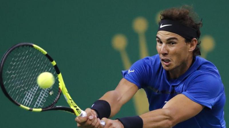 Nadal Planning To Play At Queen's In Preparation For Wimbledon 2018