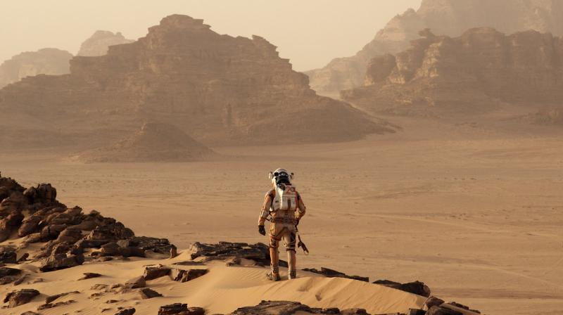 """If astronauts are going to make journeys that span several years, we'll need to find a way to reuse and recycle everything they bring with them,"" says Mark Blenner, lead researcher. (Representational Image: Clip from 'The Martian (2015)'.'"