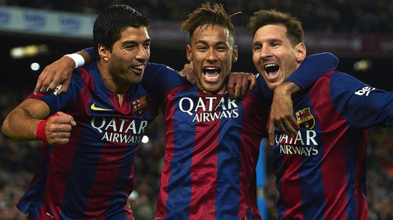 Any return for Neymar would likely require Barca to raise funds through sales. (Photo: AP)