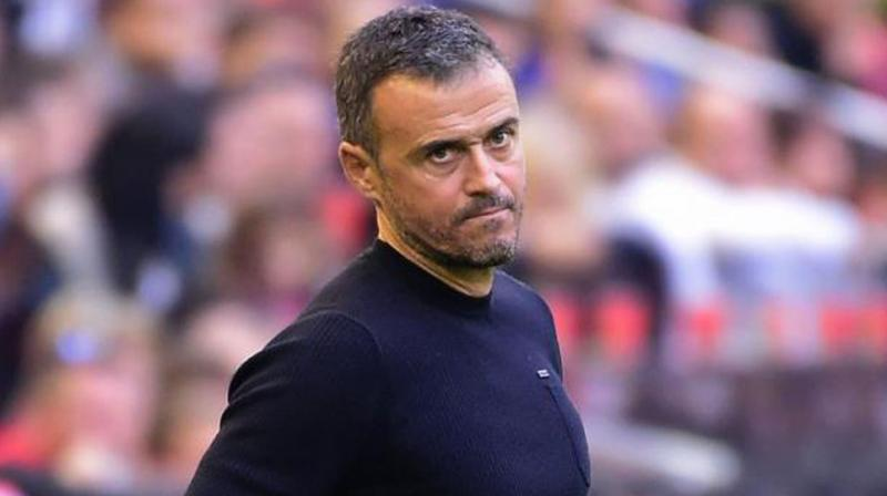 Spain won all three games when Robert Moreno took temporary charge between March and June while Luis Enrique was on leave. (Photo: AFP)
