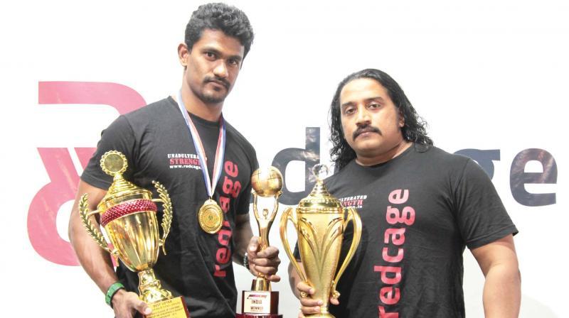 Sujay Janardhan and Vishwanath Ganiga