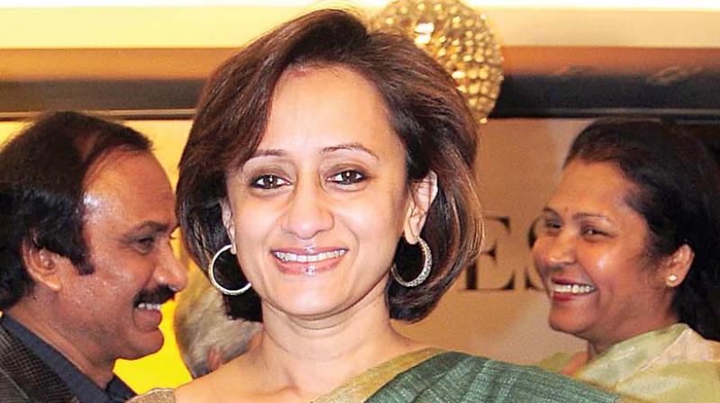 Padmini Ravi