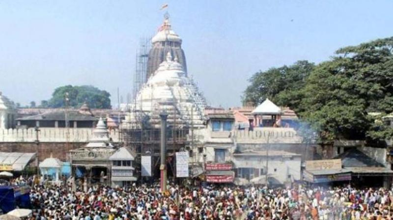 The Supreme Court asked the Puri Jagannath temple to consider permitting every visitor irrespective of his religious faith to offer respects and make offerings to the deity subject to regulatory measures. (Photo: File)