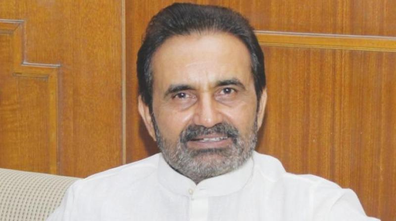 Congress spokesperson Shaktisinh Gohil alleged there were reports of the state police 'blackmailing' some businessmen in Surat for 'extortion' and named a former BJP MLA as one of the 'kingpins'. (Photo: File)
