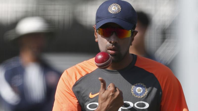 India have reversed an earlier decision about the availability of Ravichandran Ashwin for the fourth and final Test against Australia and said the off-spinner would be in the 13-man match squad named later on Wednesday. (Photo: AP)