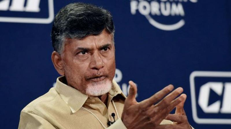 Andhra Pradesh Chief Minister N Chandrababu Naidu has asked Central government to cut excise duty on the fuels to ease the burden on people. (Photo: PTI)