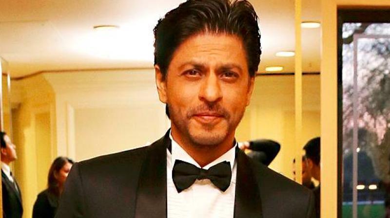 Shah Rukh Khan will next be seen in 'Jab Harry Met Sejal.'