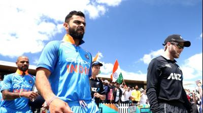India's lower order will comprise match-winners like MS Dhoni and Hardik Pandya. (Photo: Cricket World Cup/Twitter)