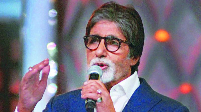 'Going by this recommendation promotion of Horlicks falls in category of inappropriate as they use false health claims in TV commercials,' experts said, adding that it dents Bachchan's image as a socially responsible celebrity. (Photo: File)