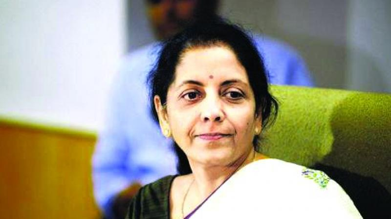 Time has come for the regulator to suo moto examine the impact of global firms on the domestic market in terms of competition, FM Nirmala Sitharaman. (Photo: File)